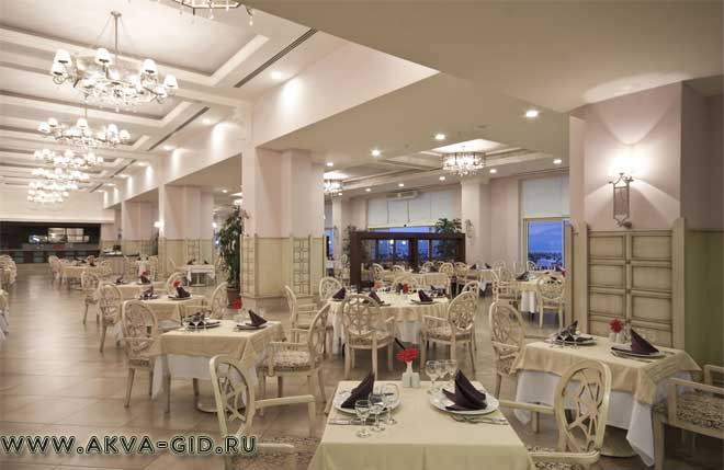 Отель Starlight Convention Center & Spa.